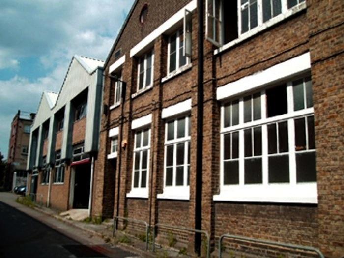 north london warehouses